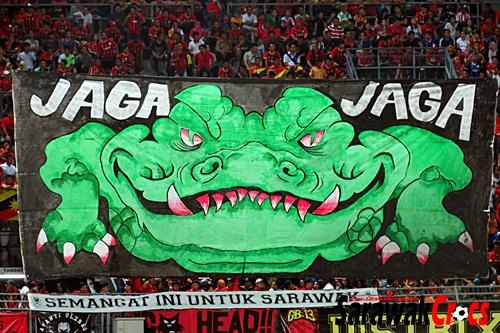 Piala Malaysia 2013 - Sarawak vs Kedah 058
