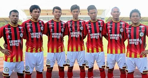 Sarawak defenders