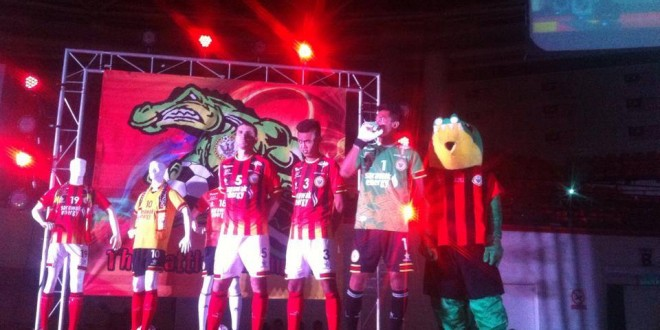 Sarawak to reveal new 2015 kit before new year
