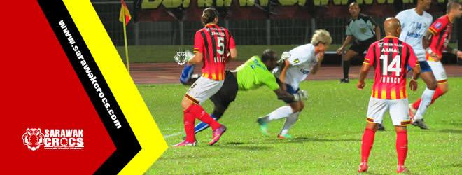 Sarawak vs Penang