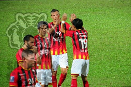 Sarawak vs Selangor, Joseph, JKT, Ryan, Hassan
