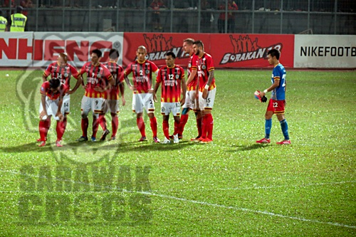 Sarawak vs Selangor 067