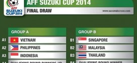 Jadual Siaran Langsung Malaysia Astro dan TV Piala AFF 2014