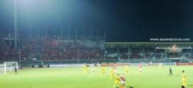 Sarawak 3-2 Terengganu: Close call for Crocs