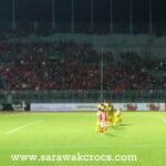 Sarawak 1-1 Perak: Bye Bye Piala Malaysia