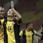 Joseph bags two goals to help Malaysia trash Cambodia