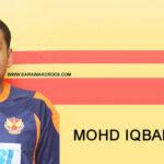 Mohd Iqbal intai posisi penjaga gol utama Sarawak
