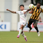 AFF Cup 2014: 10-men Malaysia hold on to a draw with Myanmar
