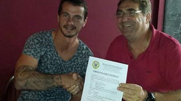Sarawak signs Ivan Fatic, Muamer set to be released this week