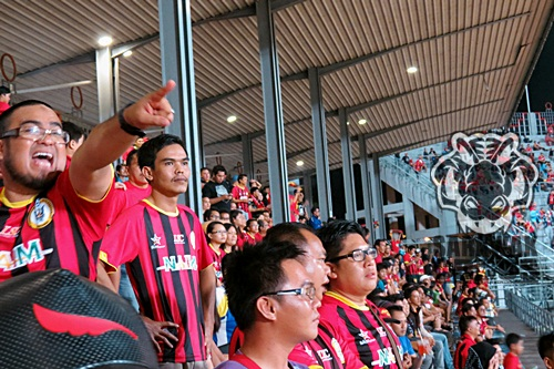 Sarawak has a massive number of community driven supporters