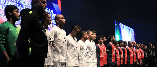 JDT jersey unveiled
