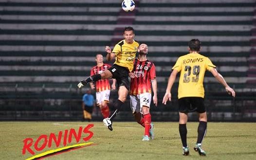 Friendly: Crocs trash Phuket FC with Billy and Ashri scoring a brace