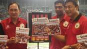 Majalah Sarawak FA 2014