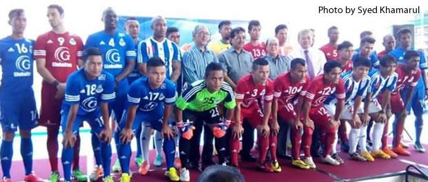 Sabah new kit