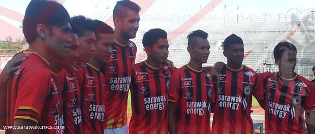 Sarawak team