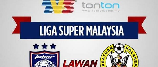 Live JDT vs Sarawak