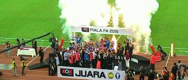 Piala FA 2015, Lions XII