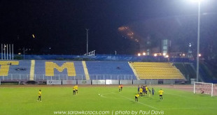 UitM vs Sarawak 2015