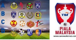Piala Malaysia group 2015
