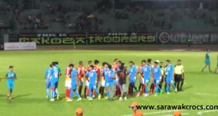 Sarawak vs Lions 2015