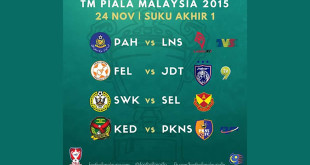 Piala malaysia siaran langsung