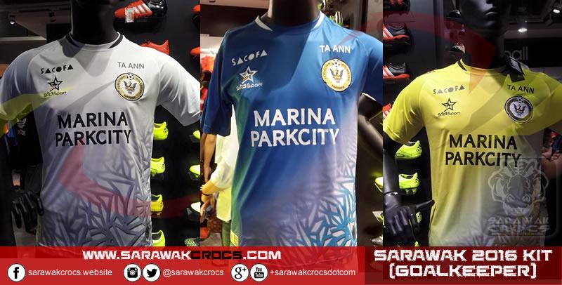 Sarawak kit GK 3
