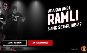 Ujibakat Mencari Ramli Musim 6 - Sarawak @ Padang Bolasepak Perumahan Fasa 2, Petra Jaya, Kuching