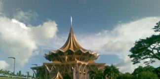 The Sarawak DUN Building