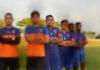 Rodney Celvin with PKNS FC