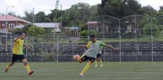 Kuching FA training 2018
