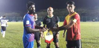 MiFA MISC vs Sarawak, Hairol Mokhtar