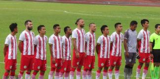 Sarawak FA 2018 players