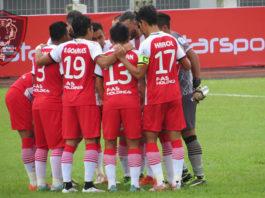 Sarawak FA team 2018