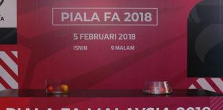 Undian Piala FA 2018