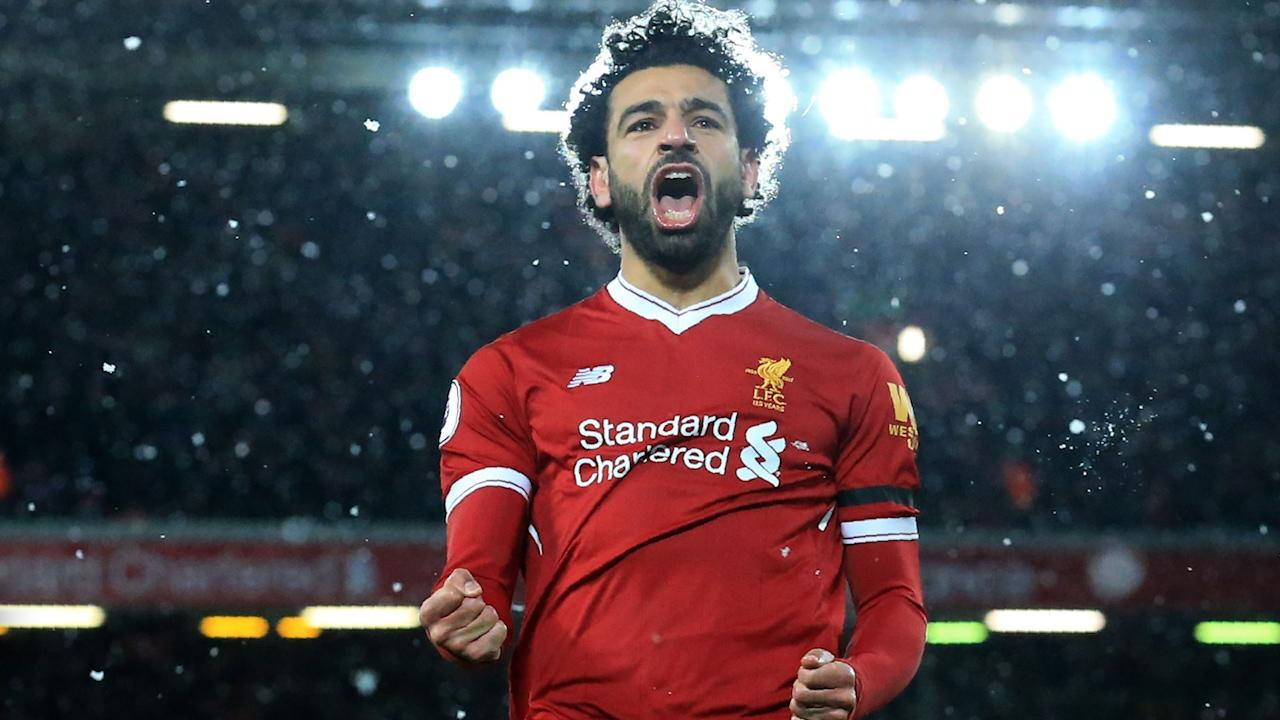 Why should Mohamed Salah be crowned Player of the Year?