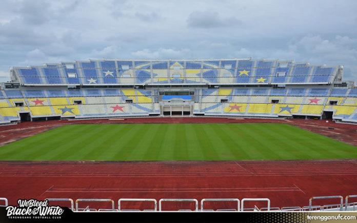 stadium terbesar di Malaysia